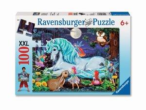 Ravensburger Puzzle Im Zauberwald
