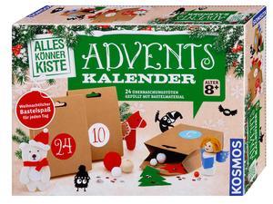 Alles Könner Kiste Adventskalender