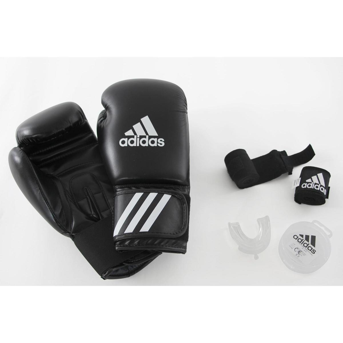 Bild 1 von Box-Set Einsteiger Handschuhe Bandagen Mundschutz