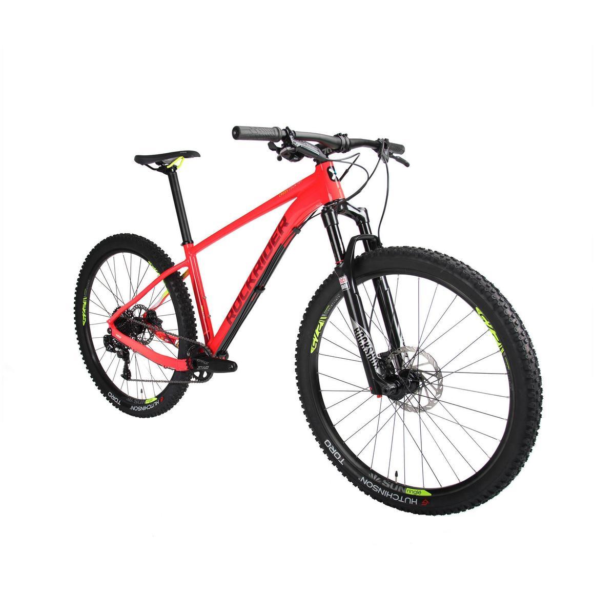 Bild 1 von Mountainbike XC 500 27,5 rot