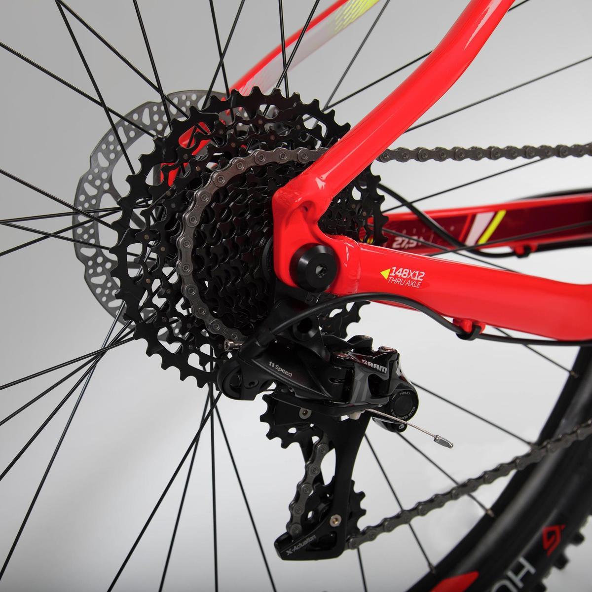 Bild 3 von Mountainbike XC 500 27,5 rot