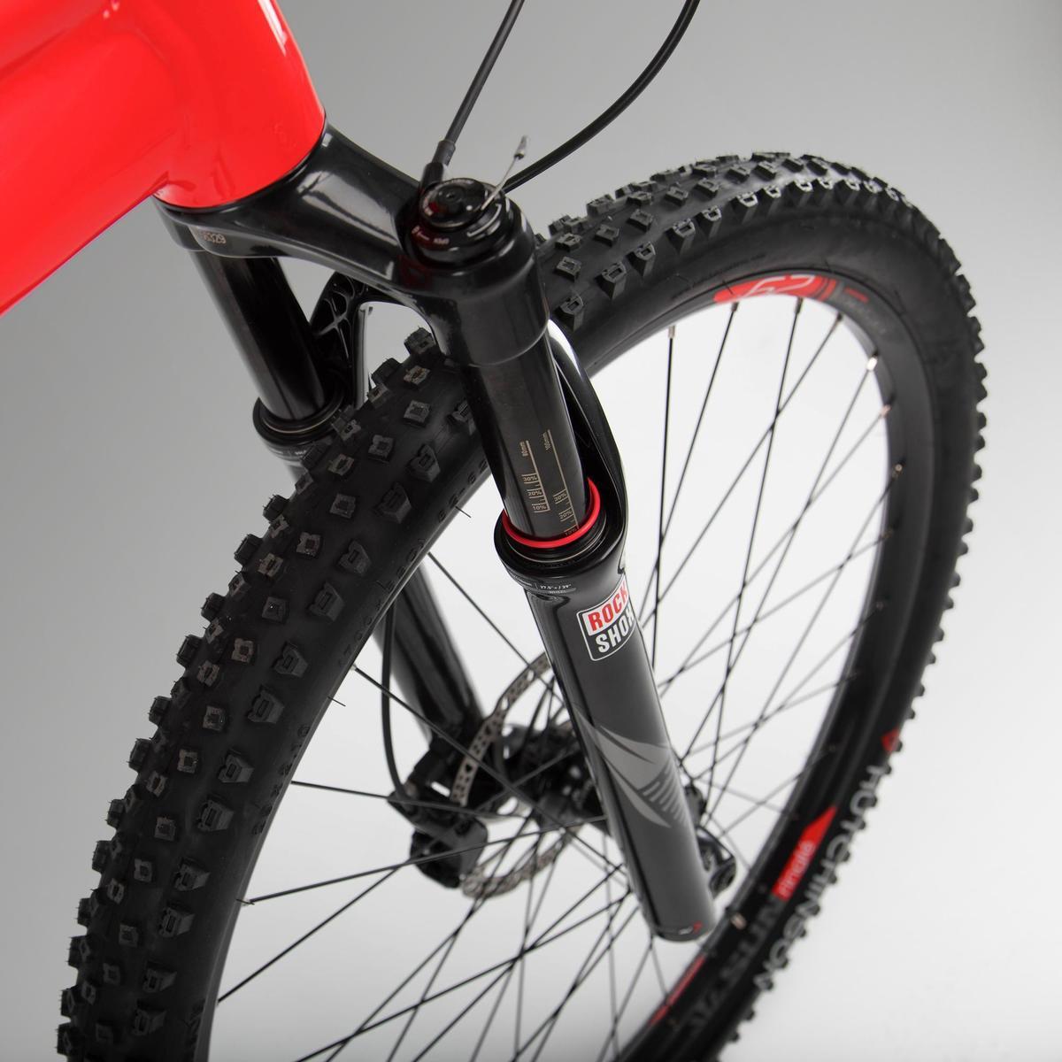 Bild 5 von Mountainbike XC 500 27,5 rot