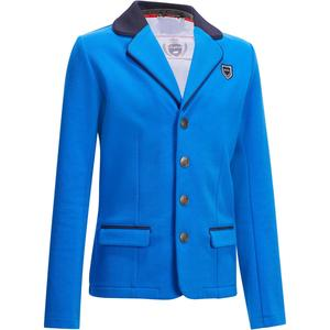 Turnierjacket 100 Kinder royalblau