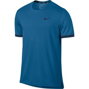 T-Shirt Dry Top Team Tennisshirt blau