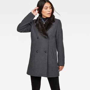 Minor Wool Coat