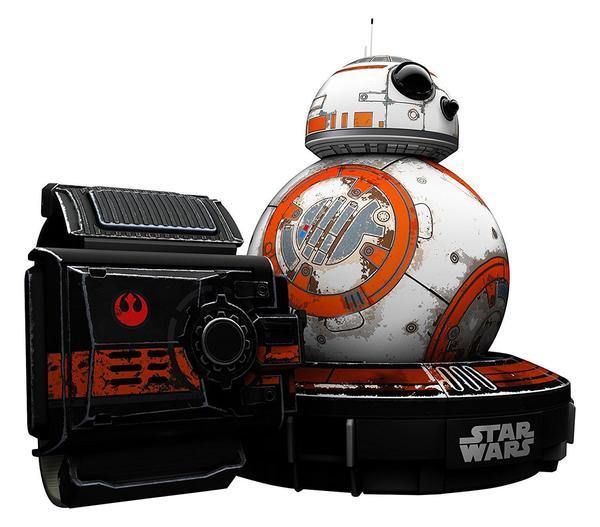 Sphero Star Wars Roboter App Gesteuerter BB-8 Droid mit Force Band