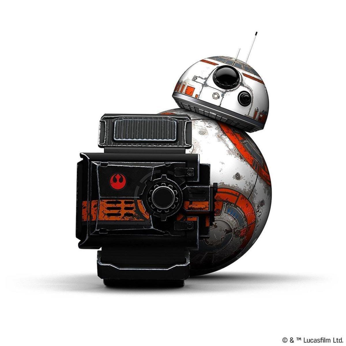 Bild 2 von Sphero Star Wars Roboter App Gesteuerter BB-8 Droid mit Force Band
