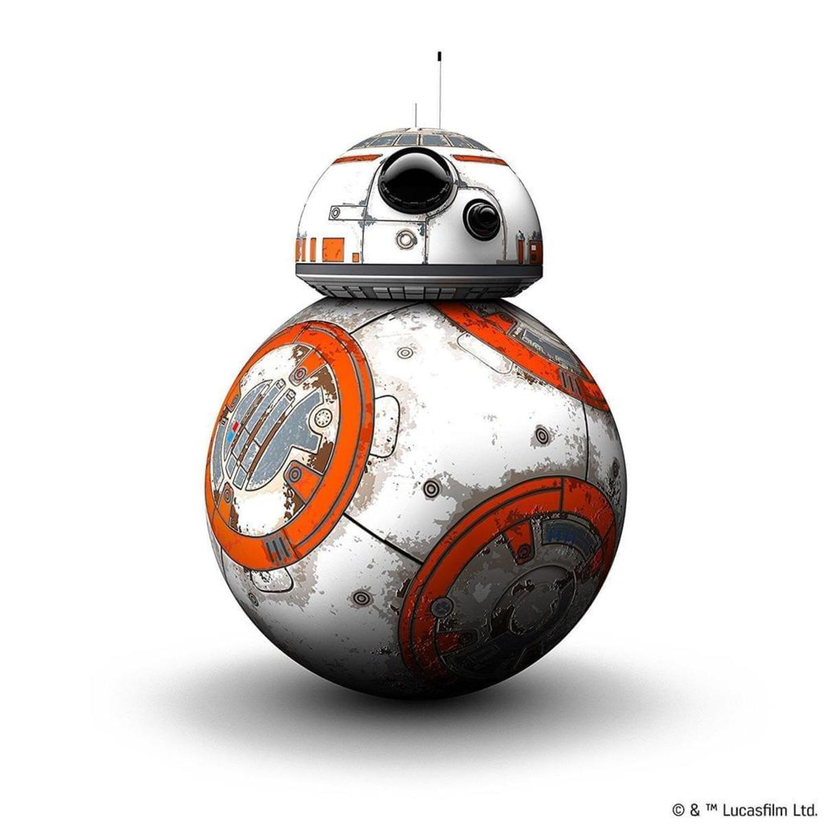 Bild 4 von Sphero Star Wars Roboter App Gesteuerter BB-8 Droid mit Force Band
