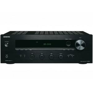 Onkyo TX-8020 HiFi-Stereo Receiver Schwarz