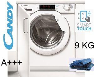 Candy XXL 9 Kg Waschmaschine vollintegriert CBWMS 914 TWH-S A+++
