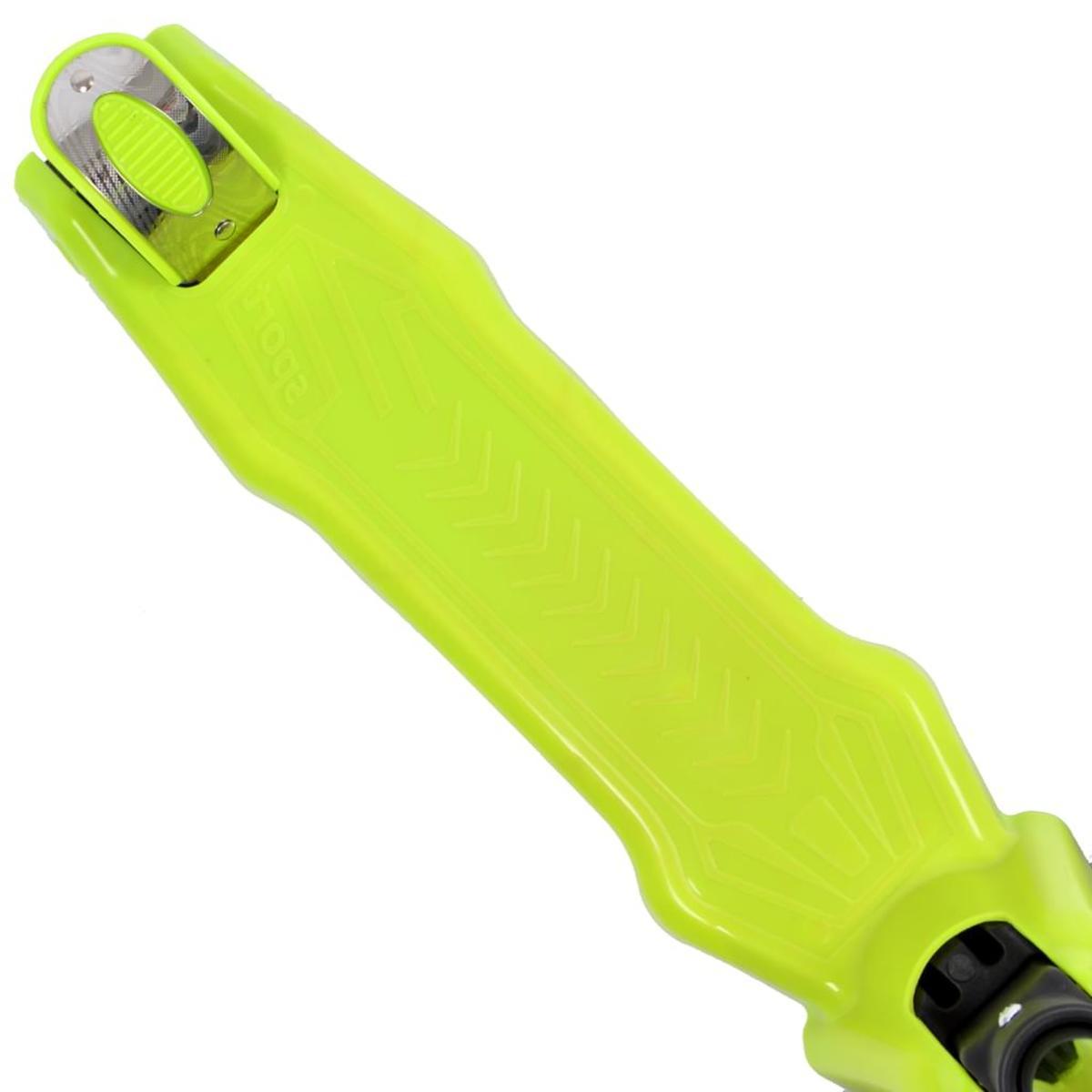Bild 3 von Apollo Scooter - Candy Racer LED - Grün - Kinderscooter ab 3 Jahren, faltbarer Kickboard-Scooter mit  LED Leuchtrollen