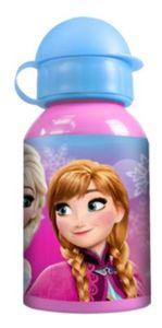 Aluminium Trinkflasche - Frozen (Die Eiskönigin)