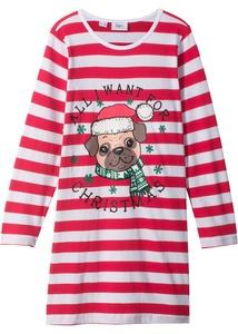 Nachthemd mit Weihnachtsmotiv