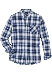 Flanellhemd Regular Fit