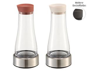 CROFTON®  Chef's Collection Glaskaraffe mit Kühlstation