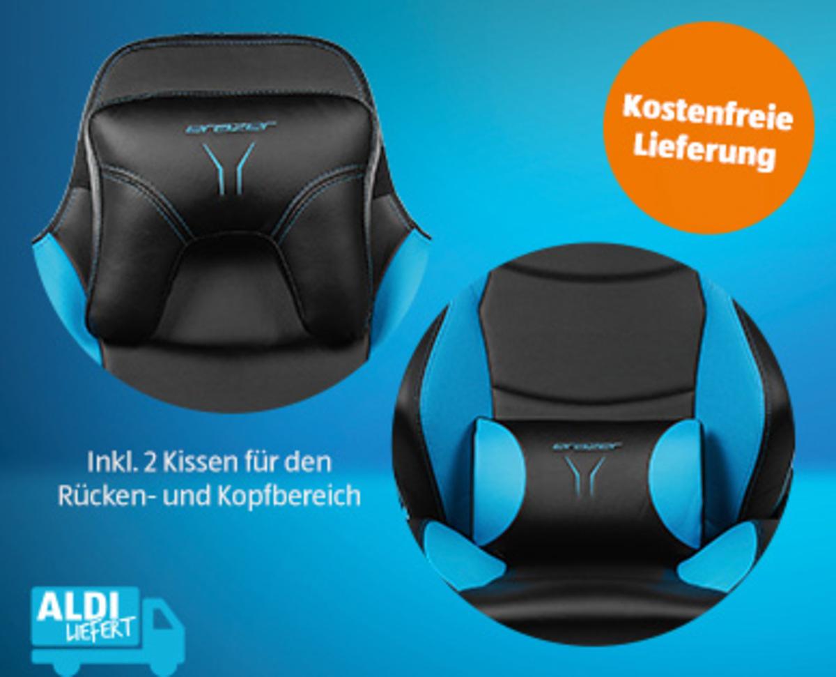 Bild 2 von Gaming Stuhl MEDION® ERAZER®  X890181