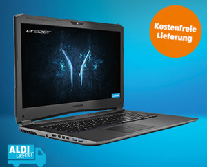 High-End Gaming-Notebook MEDION® ERAZER®  X78591