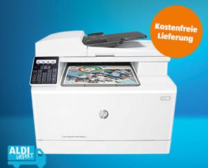 HP Laserdrucker LaserJet Pro MFP181fw1