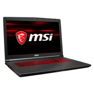 MSI GV72 8RD-084 17,3´´ FHD i7-8750H 8GB/1TB+512GB SSD GTX1050Ti Win10