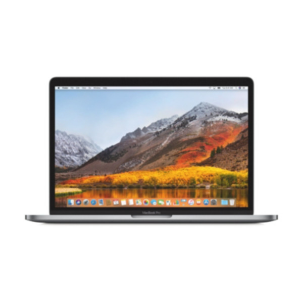 Apple MacBook Pro 13,3´´ Retina 2018 i5 2,3/8/256 GB Touchbar Space Grau MR9Q2D/A