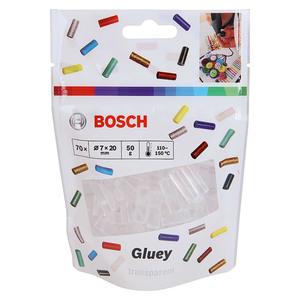 Bosch Klebepatronen Transparent