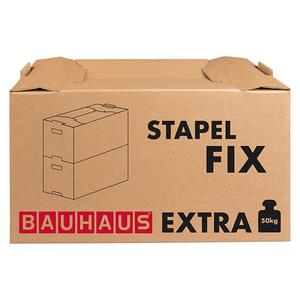 BAUHAUS Umzugskarton Stapel Fix Extra