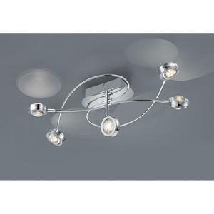 Reality Leuchten LED-Deckenleuchte Lentil