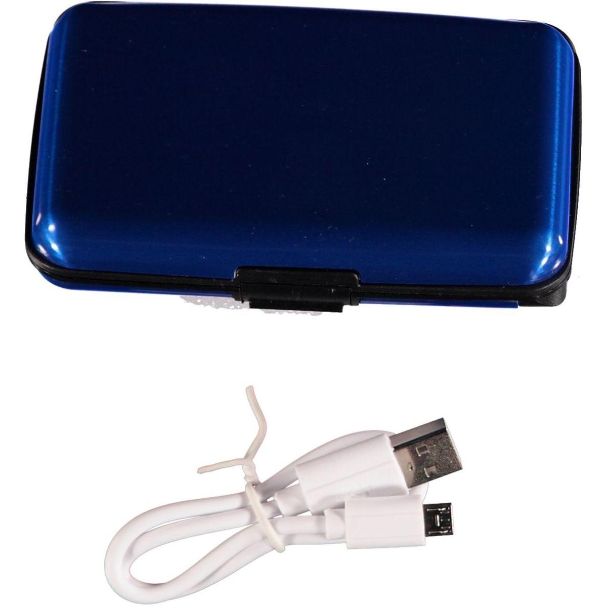 Bild 1 von Powerbank mit Kreditkartenhalter 11x7,5cm
