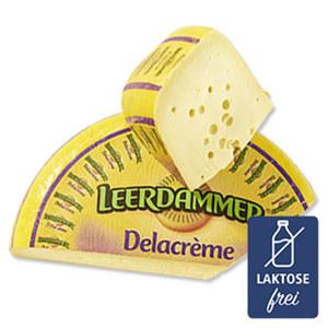Leerdammer Delacreme Holländischer Schnittkäse, 50 % Fett i. Tr., je 100 g