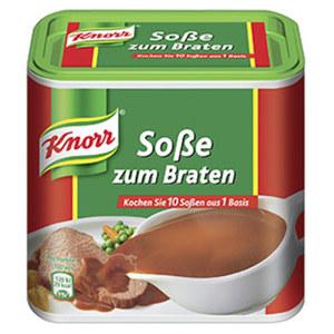 Knorr Basis Soßen für 1,75 bis 2,75 Liter,  jede Dose