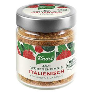 Knorr Würzgeheimnis versch. Sorten jedes Glas
