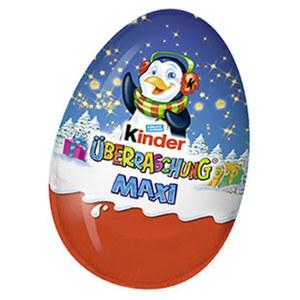 Ferrero Kinder Überraschung Maxi King Ei jedes 100-g-Stück