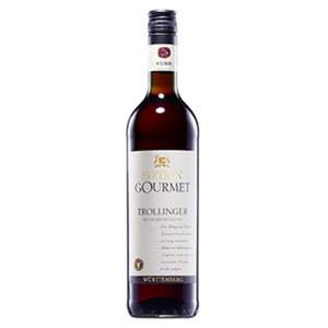 Deutschland/Württemberg Edition Gourmet Blanc de Noir,Trollinger, Lemberger oder Pinot Noir QbA, trocken, jede 0,75-l-Flasche