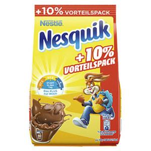 Nesquik Kakaohaltiges Getränkepulver 10% gratis jeder 550-g-Promotion-Nachfüllbeutel