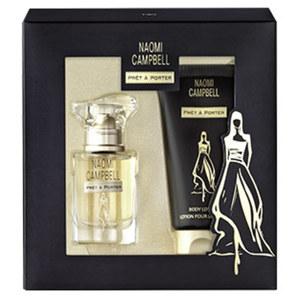 Naomi Campbell Geschenkset mit Eau de Toilette, Lotion, je Set