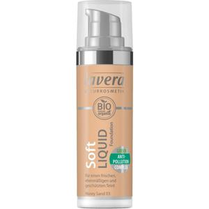 lavera Soft Liquid Foundation 03 Honey Sand 23.30 EUR/100 ml