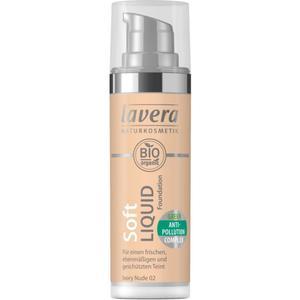 lavera Soft Liquid Foundation 02 Ivory Nude 23.30 EUR/100 ml