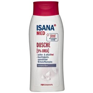 ISANA MED Dusche (5% Urea) 1.29 EUR/250 ml