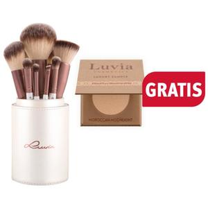 Luvia Cosmetics Prime Vegan Brush Set