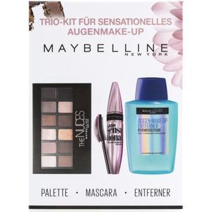 Maybelline New York Lash Sensational Kit mit gratis Augen-Make-Up-Entf EUR/