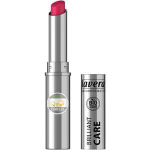 lavera Beautiful Lips Brilliant Care Lipstick Q10 07 Red Cherry