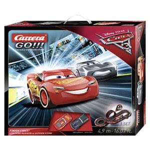 Carrera GO!! Cars 3 - Finish First! ab 6 Jahren