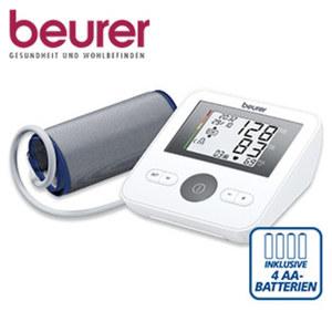 Blutdruckmessgerät BM 27 · vollautom. Blutdruck- und Pulsmessung am Oberarm · Arrhythmie-Erkennung