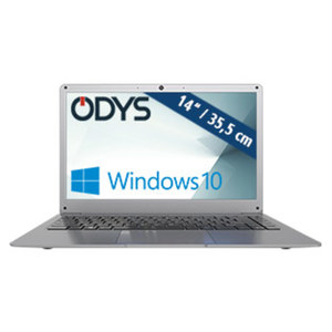 Notebook mybook 14 · Full-HD-IPS Display · Intel® Celeron® N3450 (bis zu 2,2 GHz) · Intel® HD Graphics 500 · USB 3.0 · Webcam