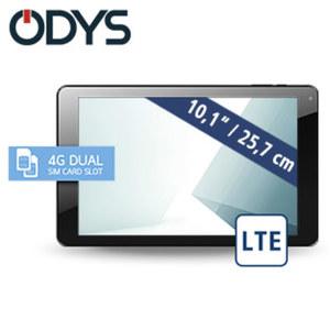 Multimedia-Tablet-PC Titan 10 · Quad-Core-Prozessor (bis zu 1,3 GHz) · 2 Kameras · microSD™-Slot bis zu 32 GB · Android™ 8.1