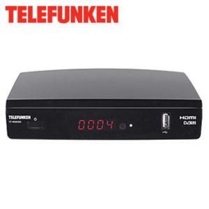 HDTV-Sat-Receiver TF-RS9200 4-stelliges Display, EPG, HDMI-/Scart-/USB-Anschluss