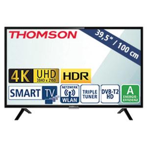 "40""-FullHD-LED-TV 40FD5406 Auflösung 1920 x 1080 Pixel, H.265, 3 HDMI-Eingänge, 2-USB-Anschlüsse, CI+, Stand-by: 0,26 Watt, Betrieb: 61 Watt, Maße: H 52,4 x B 91,1 x T 7,5 cm, Energie-Effizienz A"