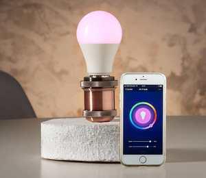 Dimmbare LED-Birne WIFI