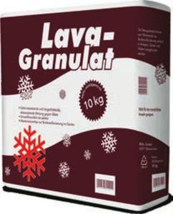 Lava-Granulat