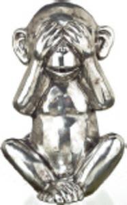 Dekofigur Affe